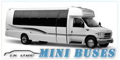Mini Bus rental in Oakland, CA
