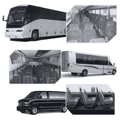 Oakland Coach Bus rental