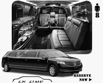 Stretch Wedding Limo for hire in Oakland, ON, Canada