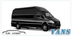 Oakland Luxury Van service