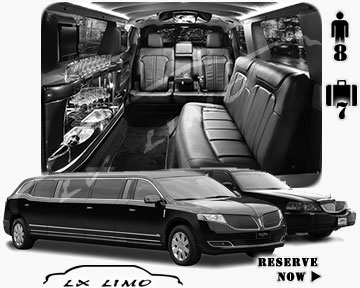 Limo from Oakland airport